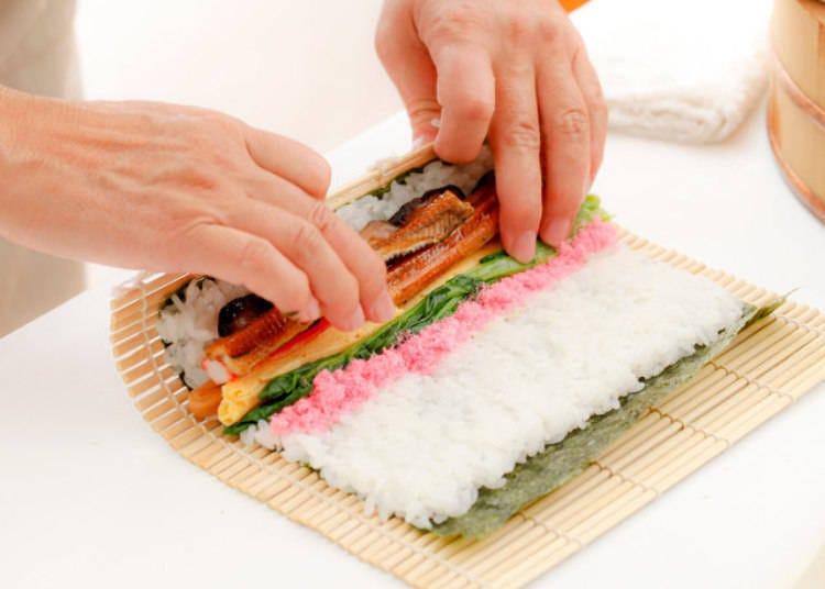 隨心所欲客製化的卷壽司-「惠方卷」