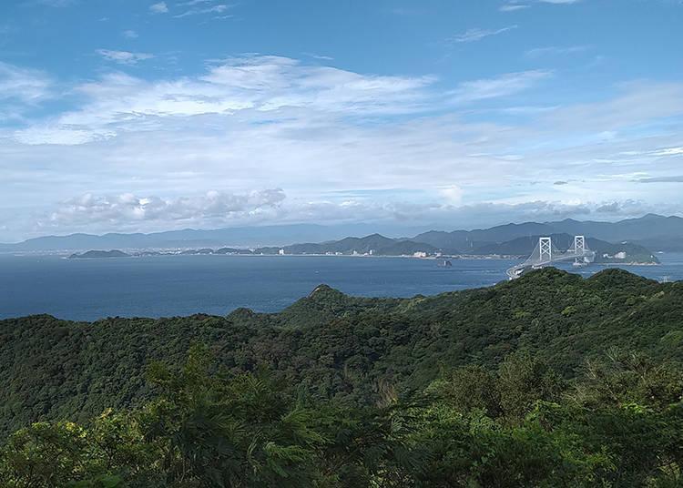 日本关西地区的世外桃源-淡路岛