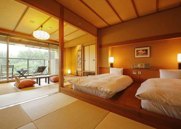 姫路城附近饭店&旅馆4选!舒适温泉、怀旧和风的住宿体验