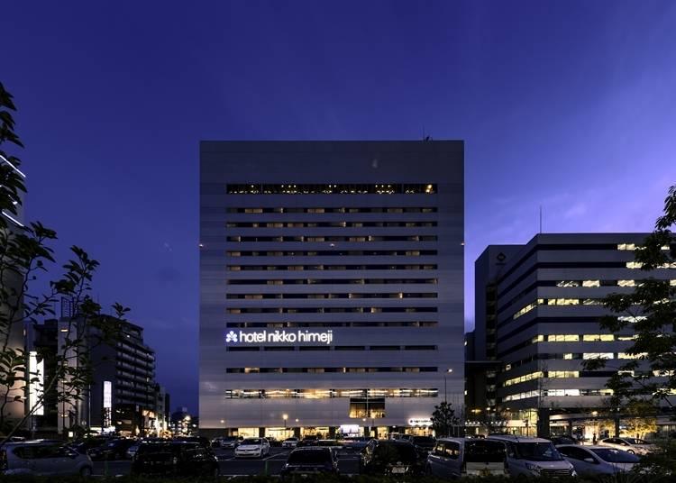 2.世界のVIPに愛されるサービスとくつろぎの空間「ホテル日航姫路」