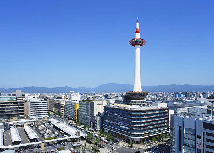 京都地标「京都塔」攻略:住宿、美食、购物、高层美景一地集结