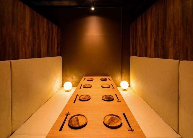 3 Selected Kobe Izakaya in Sannomiya with Private Seating