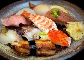 맛있는 닭새우와 스시를 먹을 수 있는 고베의 추천 맛집 2곳