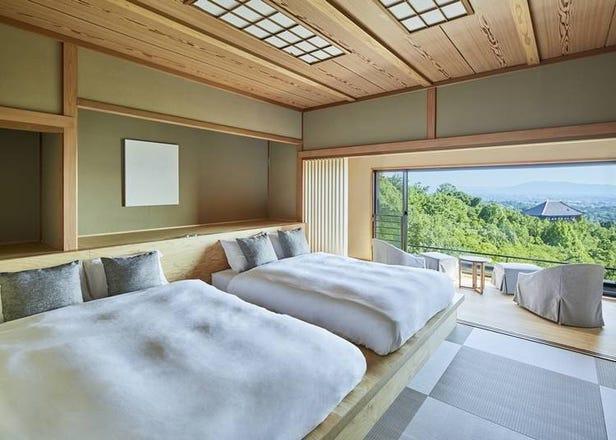 古都奈良和风旅馆、饭店3选!天然温泉+美景一网打尽