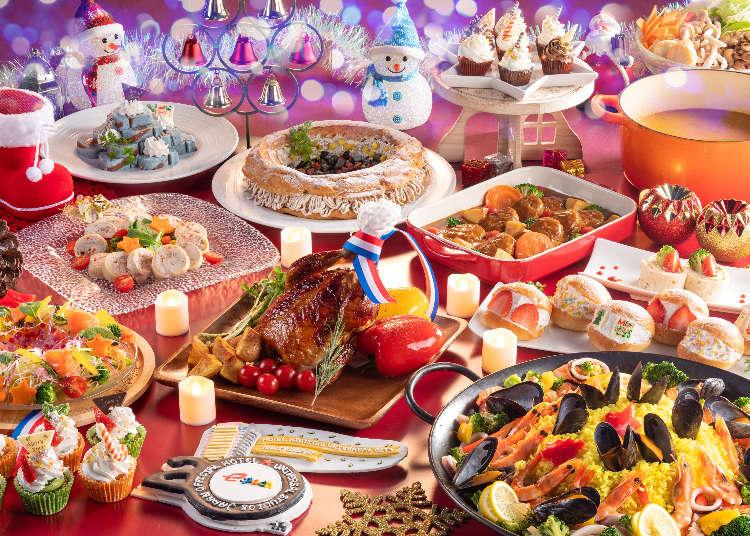 豪華ディナーがお部屋でいただけるプランも!ホテルで過ごすおすすめクリスマス[大阪編]