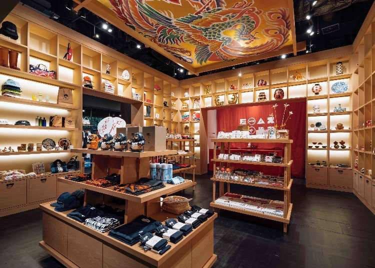 BEAMS Japan京都:7種時尚限量版產品