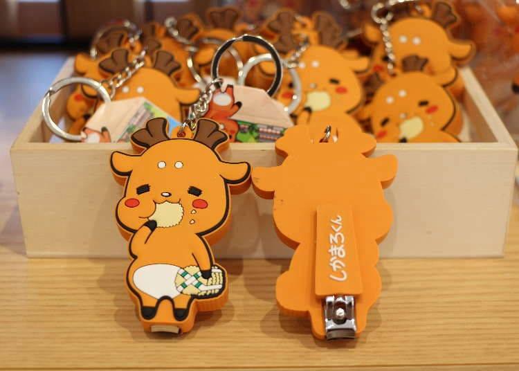 就是愛奈良?奈良車站附近3家必逛伴手禮店