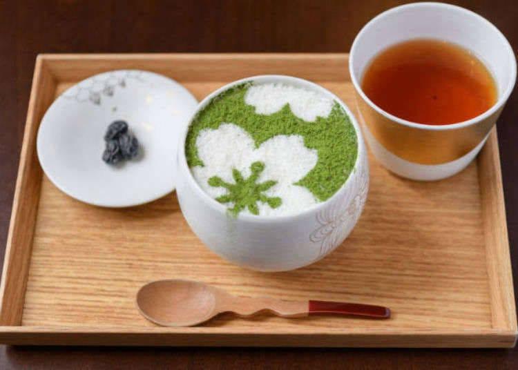 最迷人的京都!祇園抹茶甜點
