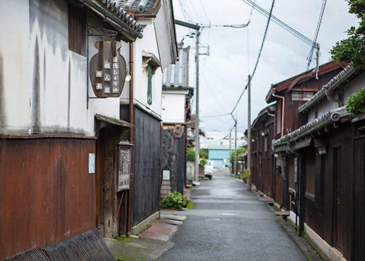 探索日本醬油的美麗故鄉-湯淺(和歌山)