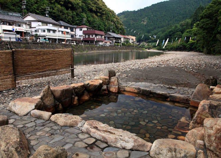 走進遠古幻想-熊野溫泉(和歌山)