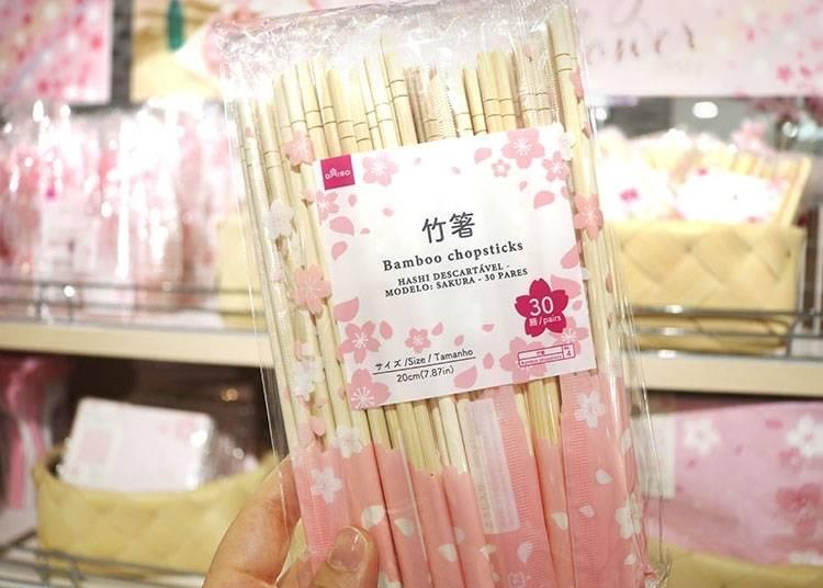 【その6】行楽シーズンの人気者「竹箸」