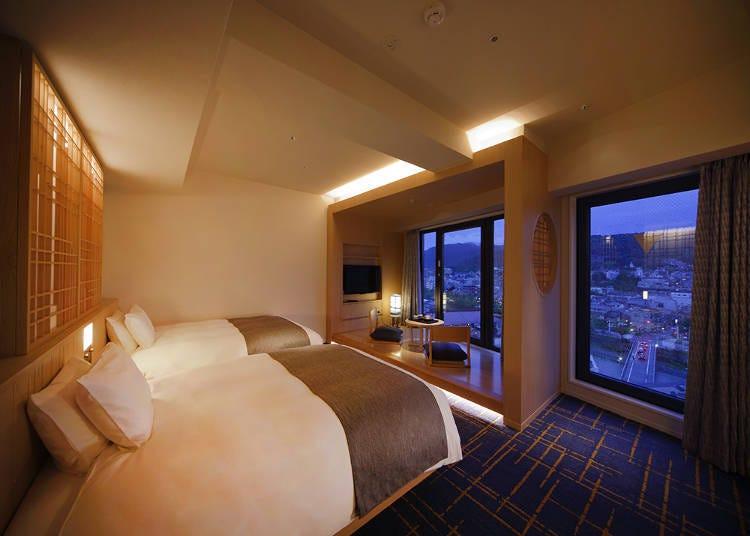 從房間看出去的美景,以及飯店精緻的早餐也十分推薦
