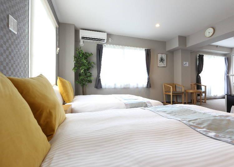 【奈良賞櫻】近吉野山、奈良公園的飯店2選,舒適便利又價格超親民!