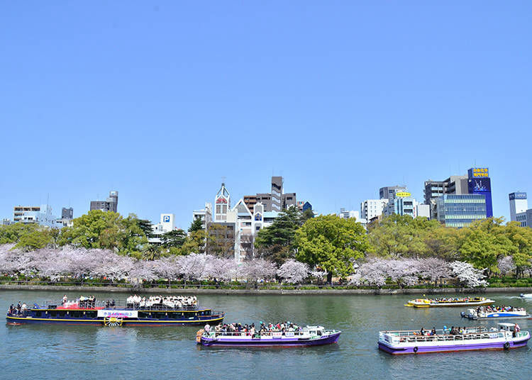3. Hachiken'ya Ohanami Festa