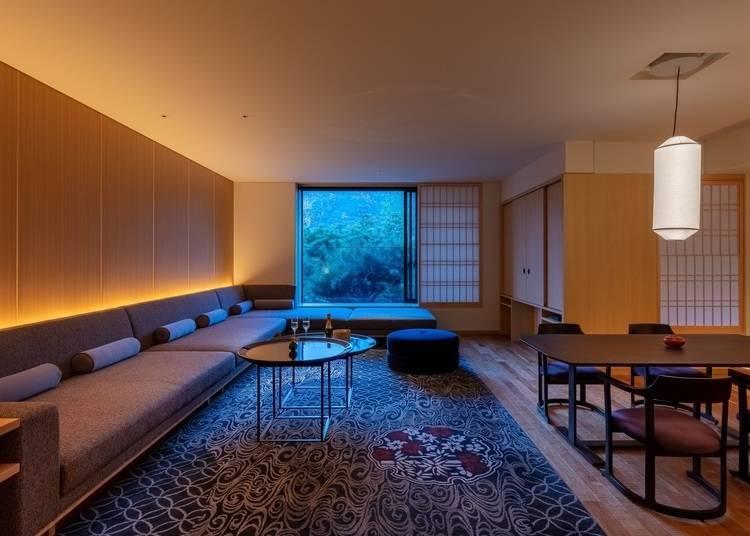 [4/20(화) 오픈] '숨겨진 공간'이 컨셉트인 일본전통 스타일의 럭셔리 호텔 '후후 교토'