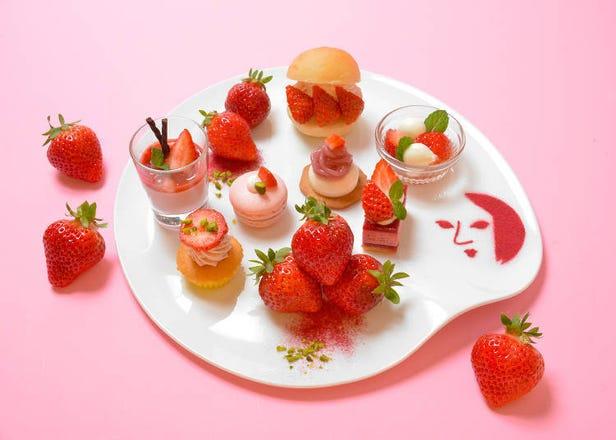 2021年必吃草莓甜點!Yojiya Café、茶寮FUKUCHA等知名老店精選