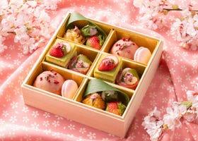 2021年日本賞花甜點介紹!大阪、京都等關西飯店可愛甜點禮盒3選