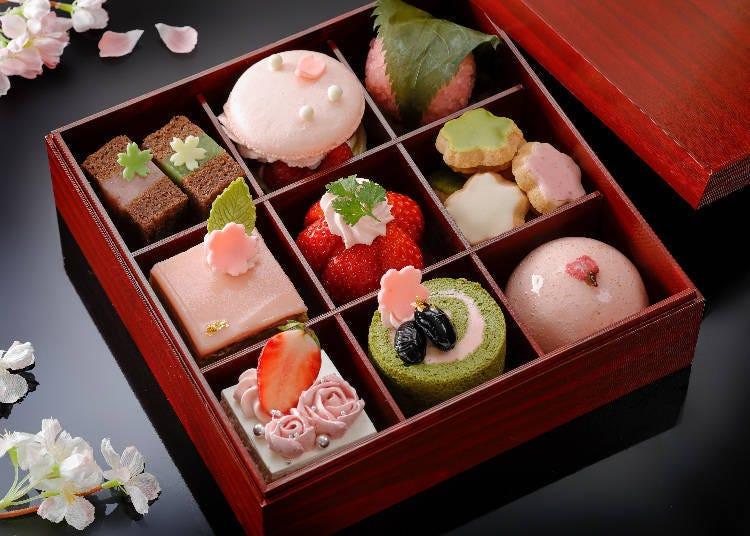 The Westin Miyako Kyoto: An Elegant Dessert Box with Japanese Flavors