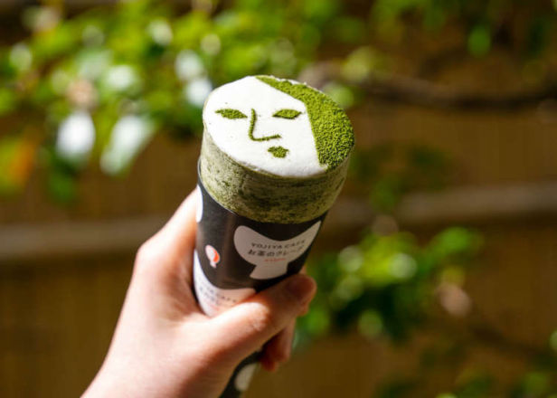 Kyoto's Latest Matcha Sweets! Crepes and More at Yojiya Cafe in Arashiyama