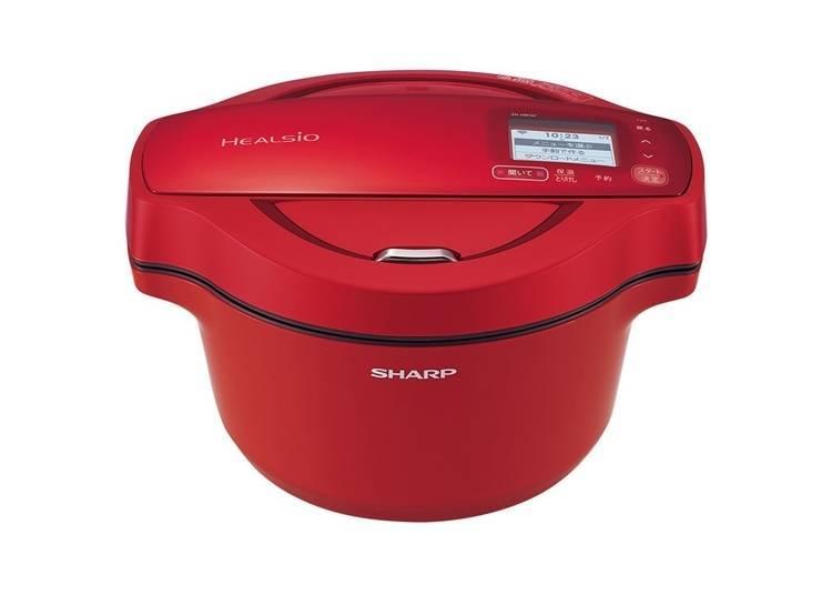 2. Waterless Auto-cooker HEALSIO: Just add ingredients and seasonings!