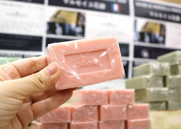 9. Marseille Soap