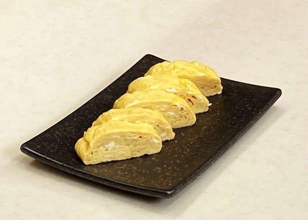 日本經典料理「日式煎蛋」食譜、步驟介紹~在家也能品嘗道地美味【附影片】