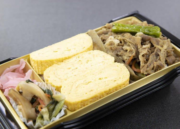 冷めてもおいしい日本の家庭料理の定番・だし巻き玉子