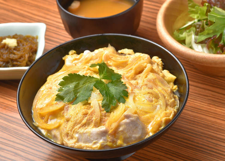 Oyakodon is a nourishing household dish beloved by all!