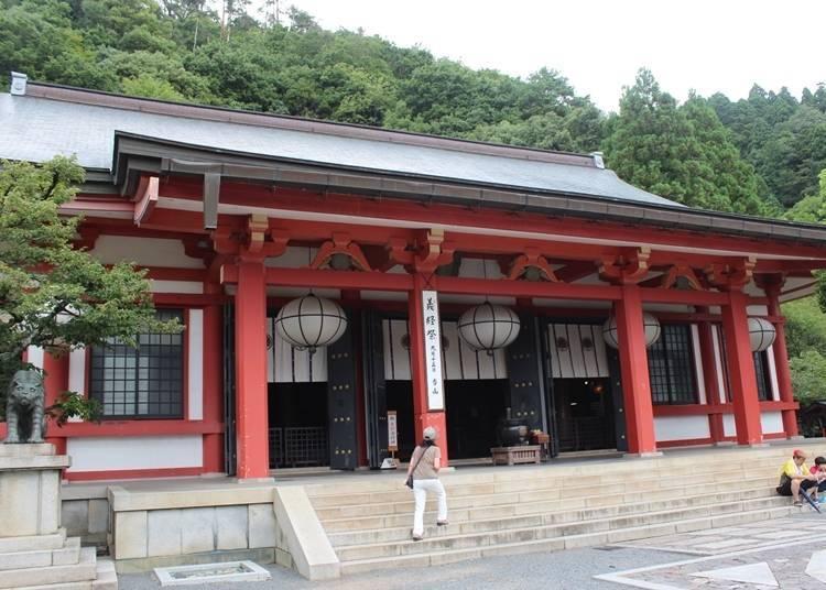 5. Kurama to Kibune hike: Enjoy fresh air and beautiful nature