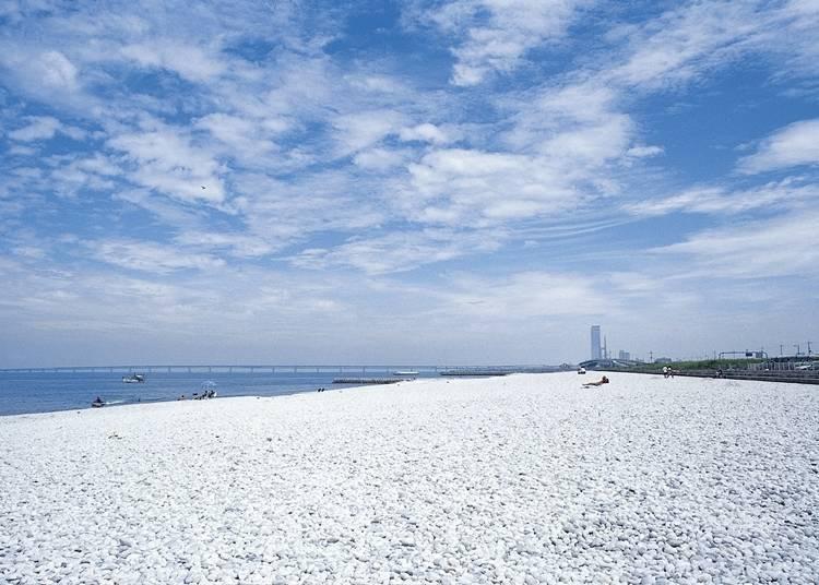 3.戀人們的聖地~泉南Marble Beach(大阪)