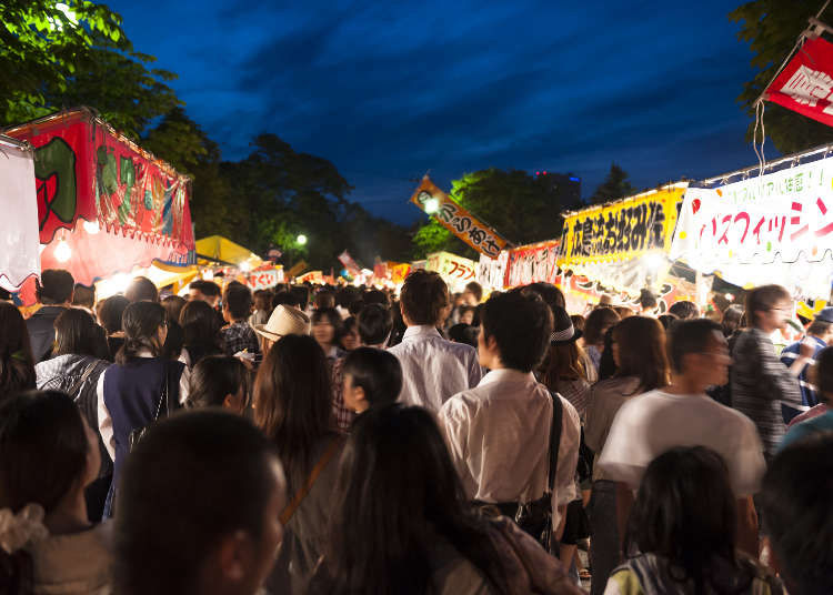 What Are Yattai? Discover Japanese Festival Food Stalls Serving Up Classic and Trendy Street Food! (+Latest Covid-19 Measures)