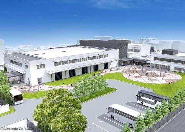 任天堂將於京都開設官方「任天堂資料館(暫稱)」!預計2024年3月開幕