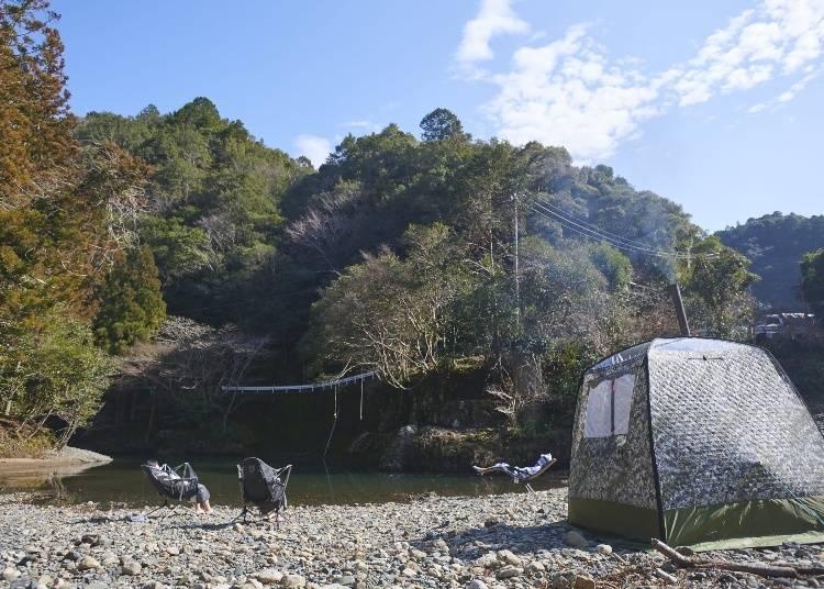 Temple Camp Daitaiji
