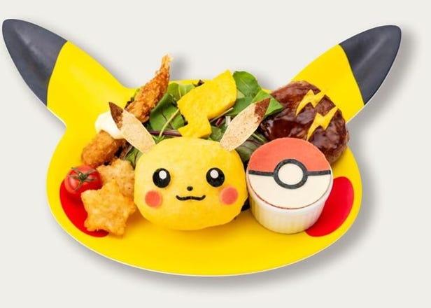 Pokémon Cafe大阪心齋橋店直擊!皮卡丘、伊布等寶可夢限定餐點、商品介紹