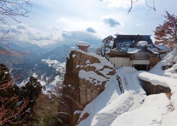日本東北「山形縣」的觀光景點、美食、購物懶人包