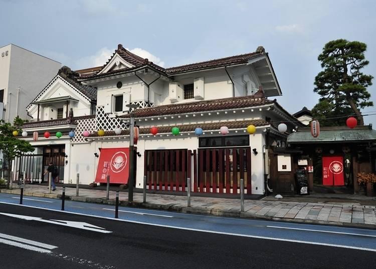 11. Stop by the famous shopping spot, Yamagata Marugoto-kan Beni-no-kura