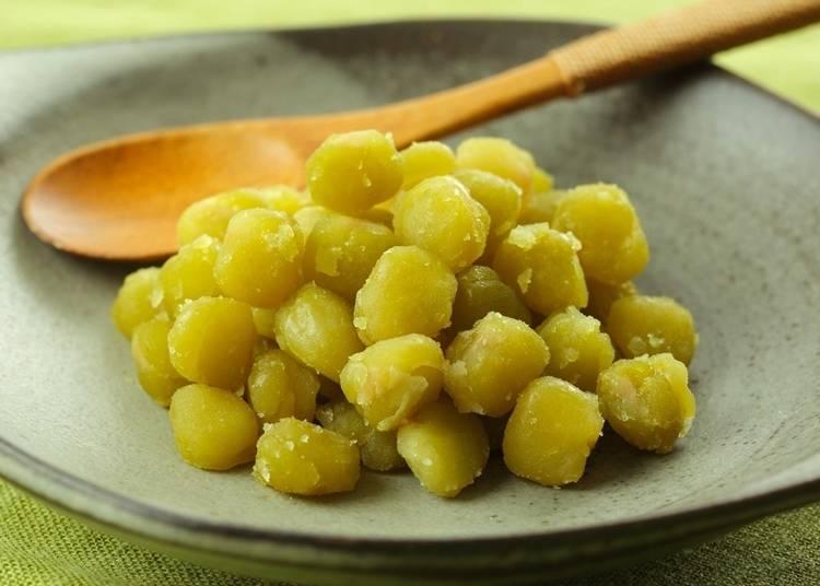 8:老舗 長榮堂の「富貴豆」を味わう