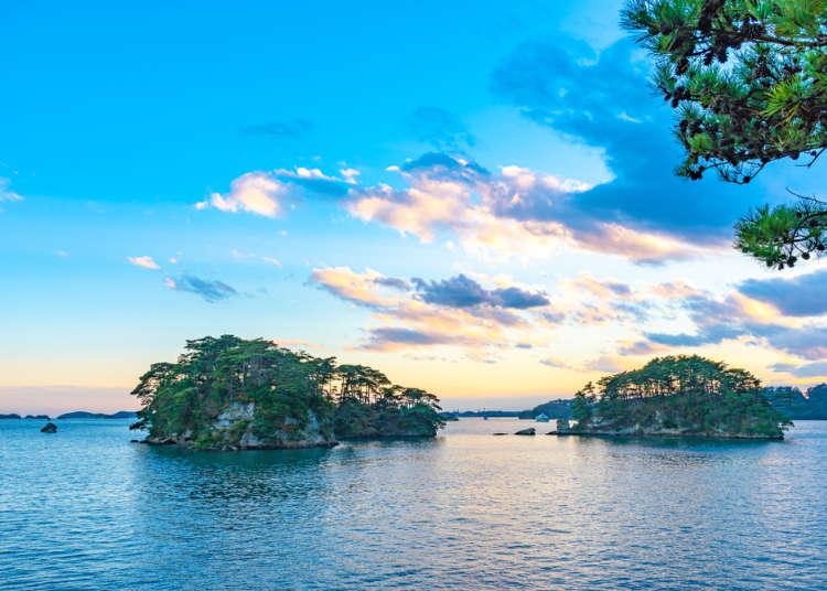 宮城・仙台観光でやっておきたいこと25選!観光スポットにグルメ、お土産も