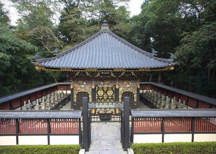 2. Visit Zuihoden, where Date Masamune is enshrined