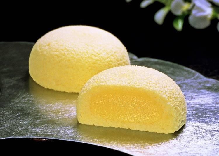 """17. Snack on Kasho Sanzen """"Hagi no Tsuki"""""""