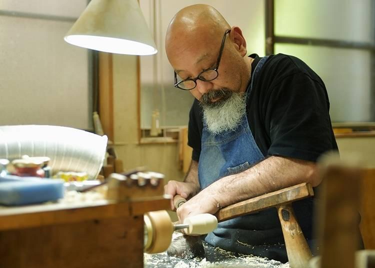 32. Akiu Traditional Crafts Village