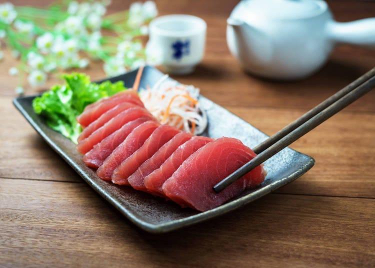2. Oma-Maguro (Tuna) (Aomori Prefecture)