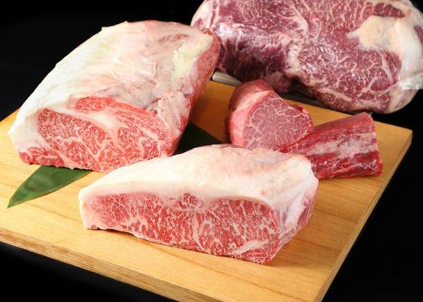 8. Iwate Tankaku Wagyu Beef (Iwate Prefecture)