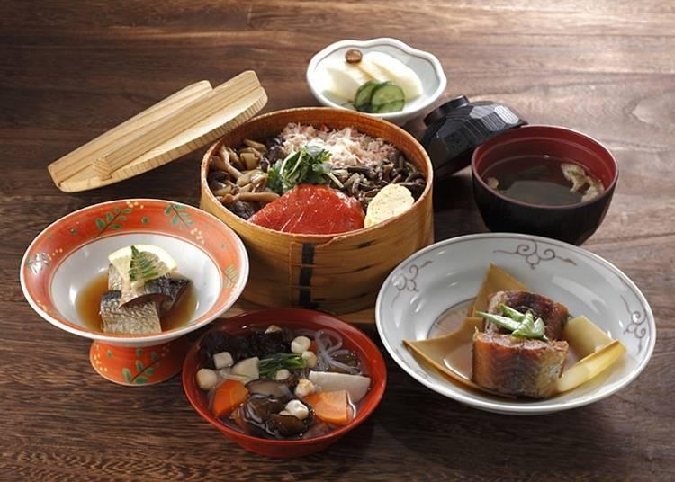 16. Taste the local cuisine of the Aizu region