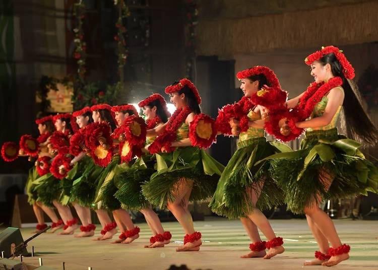 4. 스파 리조트 하와이안즈에서 놀기