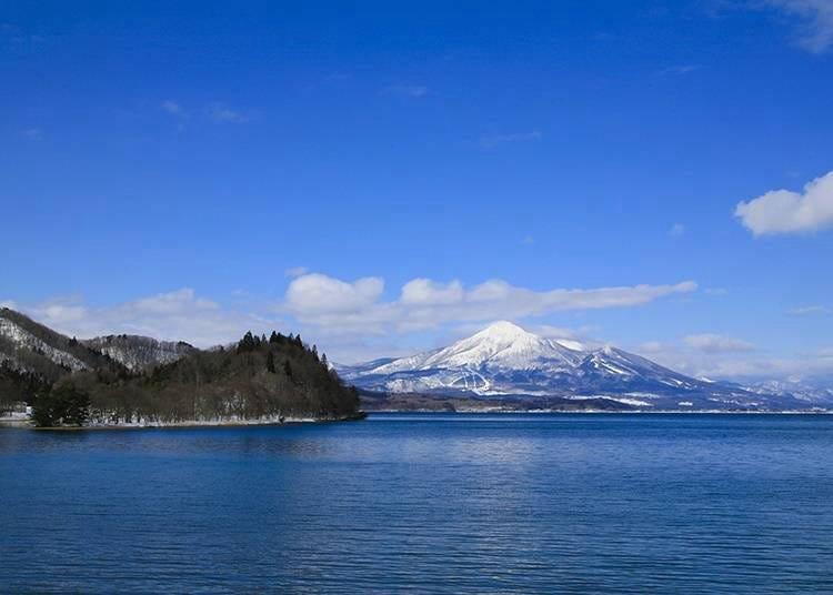 11.이나와시로코 호수에서 느긋하게 보내기