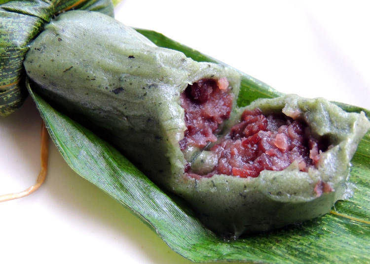 15. Sample the Sasa-Dango Dumplings