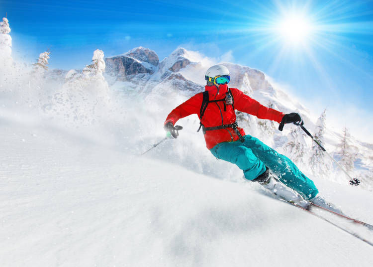10. Enjoy the snow festival and winter sports