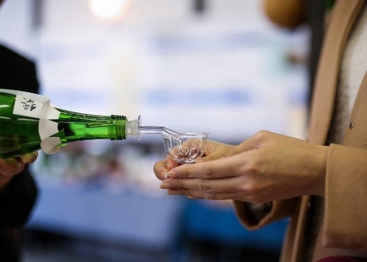 新潟自由行體驗⑥釀酒廠