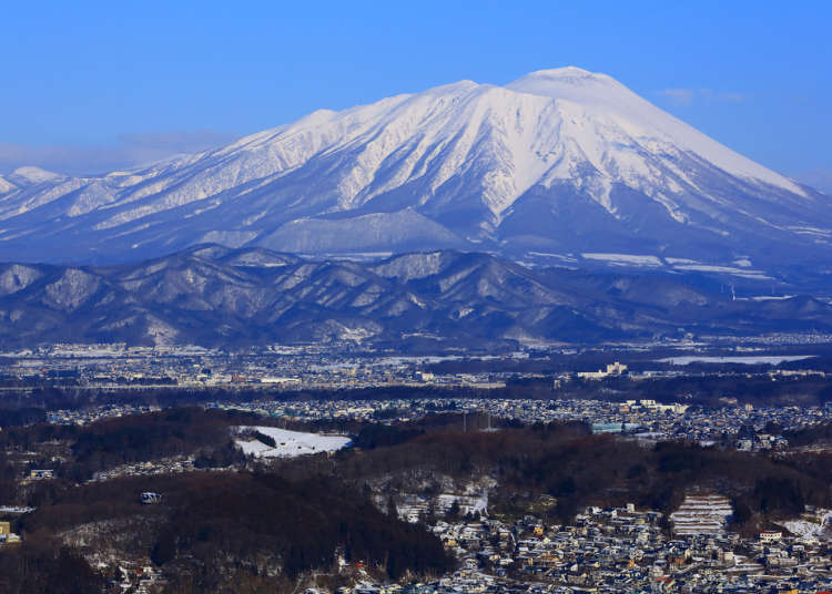 A Trip to Tohoku, Iwate: Sightseeing, Shopping, and Other Attractions